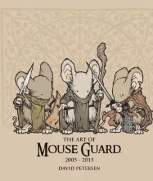 The Art of Mouse Guard (Archaia Press)