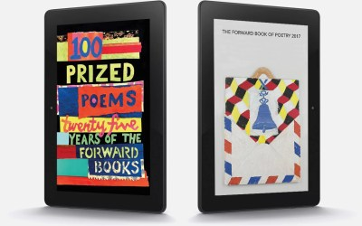Two eBooks for National Poetry Day