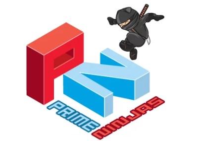 Prime Ninjas Logo