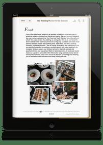 The Wedding Planner EBook Food
