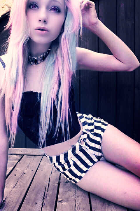 25 Pastel Goth Looks To Inspire You Page 6 Of 8 Ninja