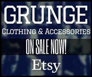 18 Must Have Grunge Accessories And Clothing Ninja Cosmico