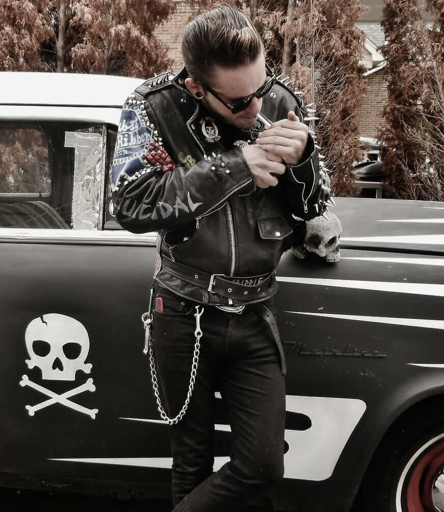 What Is Psychobilly And How To Pull It Off Ninja Cosmico