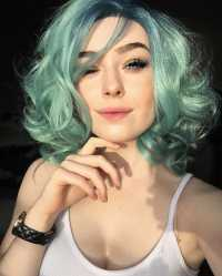 25 Green hair color ideas you have to see - Ninja Cosmico