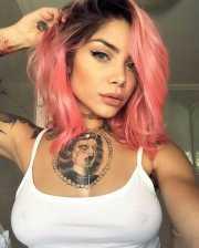 pink hair ideas
