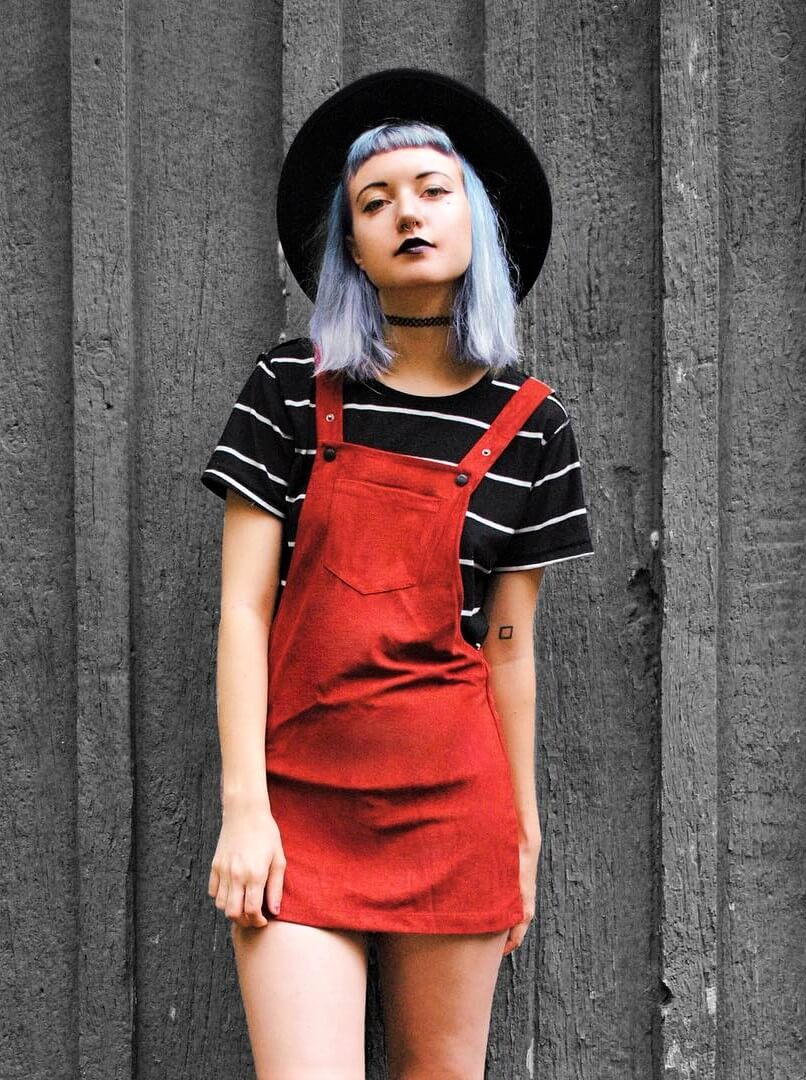 41 Grunge Outfit Ideas For This Spring Page 18 Of 41