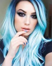 edgy hair color ideas worth
