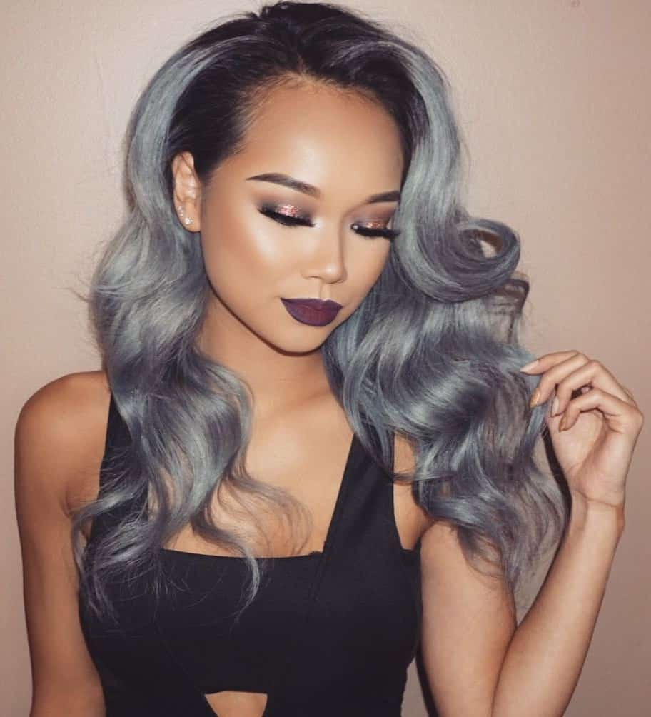 13 grey hair color
