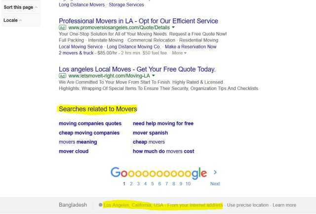 LSI Keywords for Local SEO