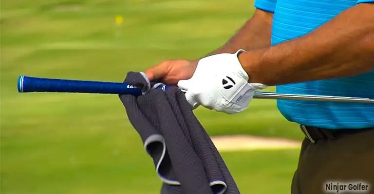 Golf Grips Maintenance