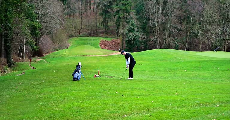How Long Does It Take to Golf 9 Holes