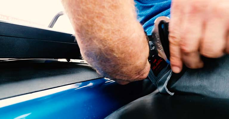 Put On the Seat Belt