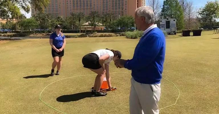 Team Formation in Shamble Golf