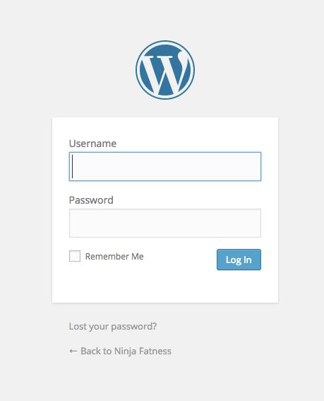 add content to wordpress