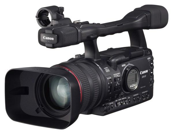 Canon Professional Cameras