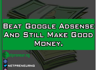 make good money with your blog without google adsens