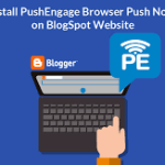 How To Put Push Notification On Your Blogger blog