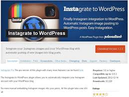 How to Post New Instagram Photos to WordPress site Automatically