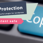 wp content copy protector