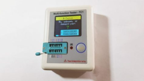 MULTI-FUNCTION TESTER - TC1