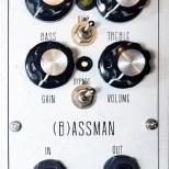 (B)assman - Tube Preamplifier