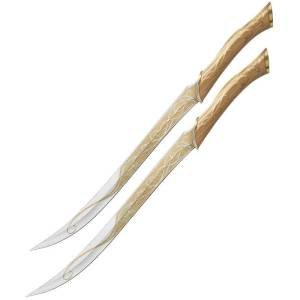 The Fighting Knives of Legolas Greenleaf - The Hobbit - United Cutlery UC3031