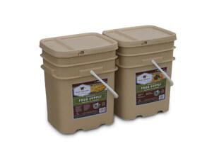 240 Servings Meal Package - Emergency Food Storage