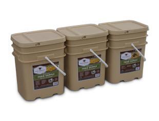 360 Serving Meal Package - Emergency Food Storage
