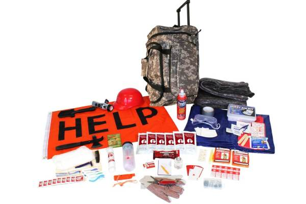 SKWF Wildfire Emergency Kit