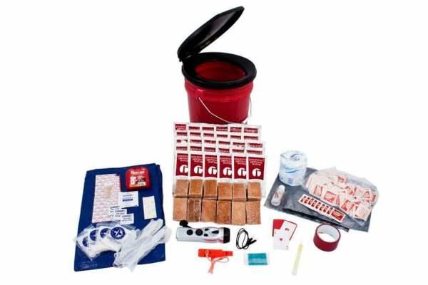 Guardian Deluxe Classroom Lockdown Emergency Kit - OKDK