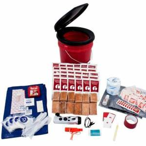 Guardian Deluxe Classroom Lockdown Emergency Kit - OKDK
