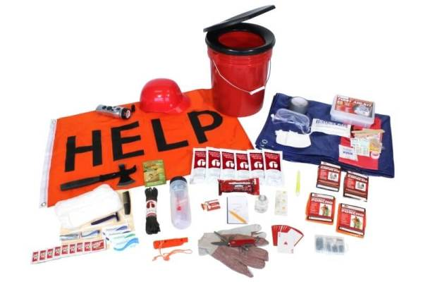 Guardian Earthquake Survival Kit - SKHR