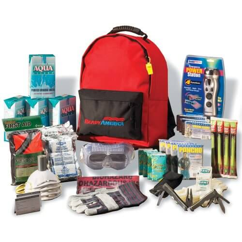 Ready America 70385 Deluxe 72-hour Emergency Kit