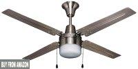 Ceiling Fan Shaking Violently | www.energywarden.net