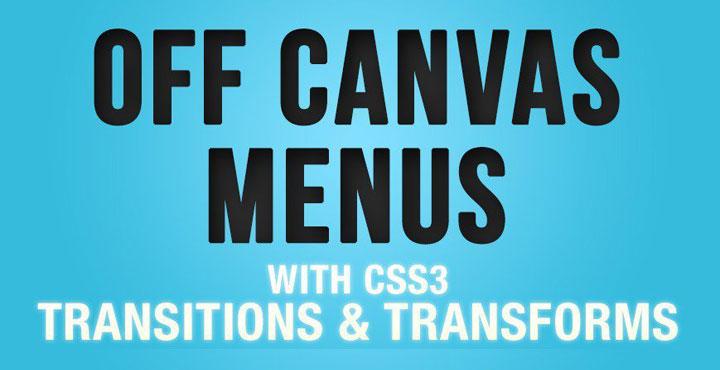 offcanvas-menu-jquery-plugin