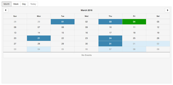 Jquery Ui Calendar Date And Time | Calendar Templates By Month 2013