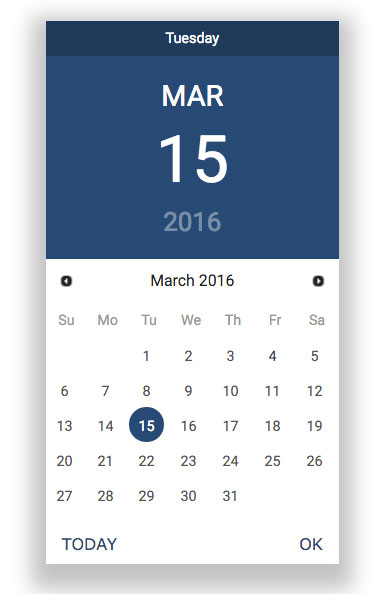 Bootstrap Calendar Date And Time Picker | Make A Calendar App