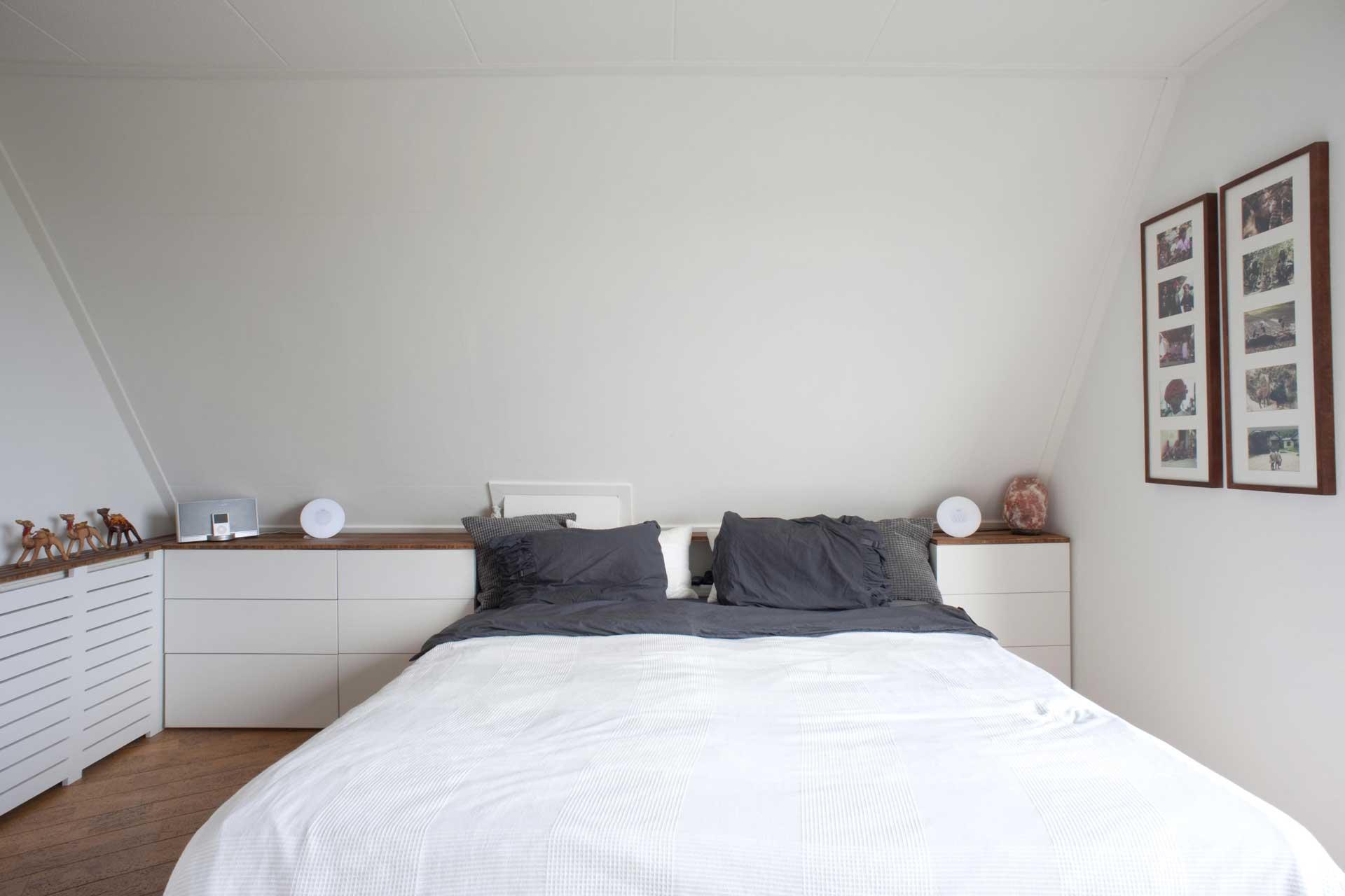 Slaapkamer ontwerp en inrichting op maat  NINOK Houtwerk