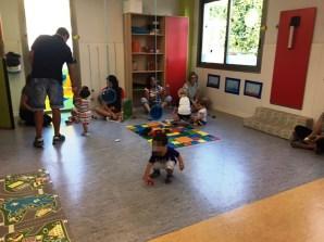 Jornades d'acollida Callosa d'En Sarrià Escoles Infantils Ninos