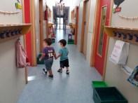 Jornades d'acollida Meliana Escoles Infantils Ninos