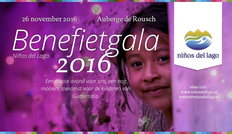 Benefietgala Niños del Lago 2016