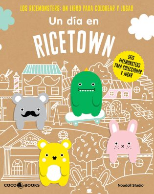 ricetown coco books