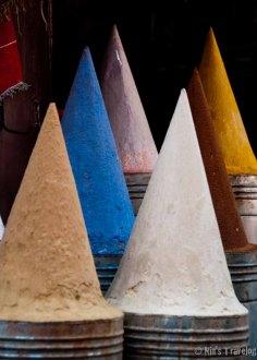 Colour of Marrakesh