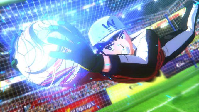 captain tsubasa save