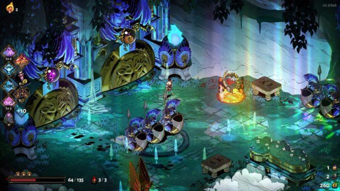 HADES Supergiant Games Choose