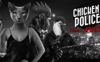 Chicken Police Poster