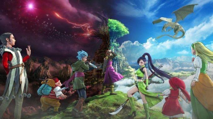 dragon quest announcements 2021 35th anniversary