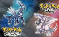 Pokemon Diamond-pearl cover