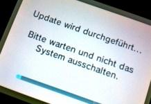 Nintendo 3DS Systemupdate