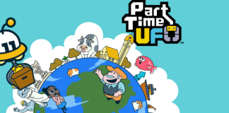 Part Time UFO